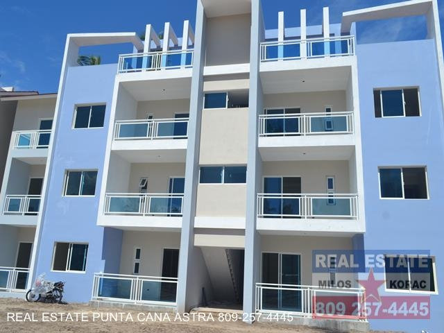 Apartments Sol Tropical Punta cana for sale on the El Cortecito Beach