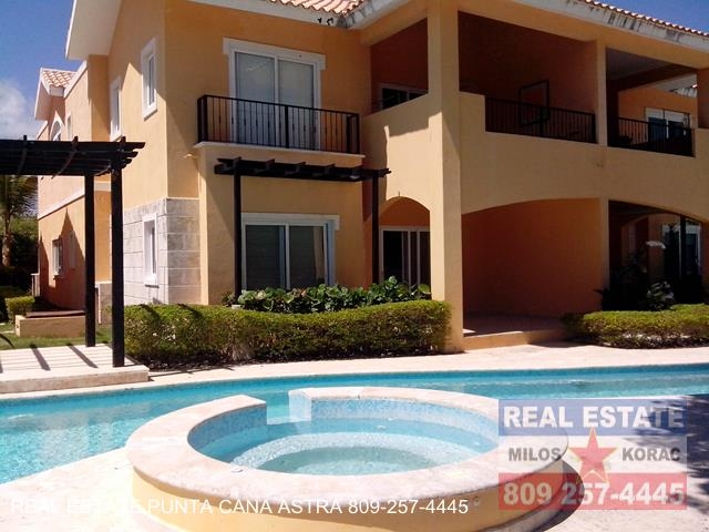 Punta Cana Rentals Cocotal three bedrooms