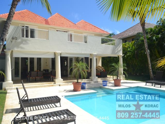 Puntacana Resort Tortuga Bay Villa for rent