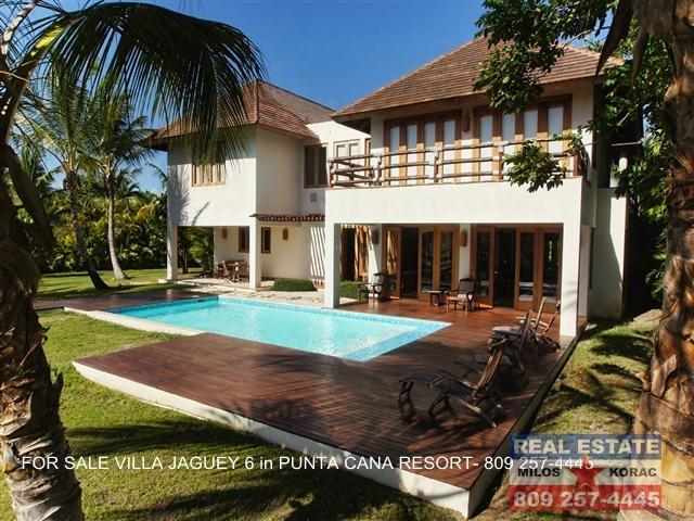 Puntacana resort Villa for sale - Jaguey 6