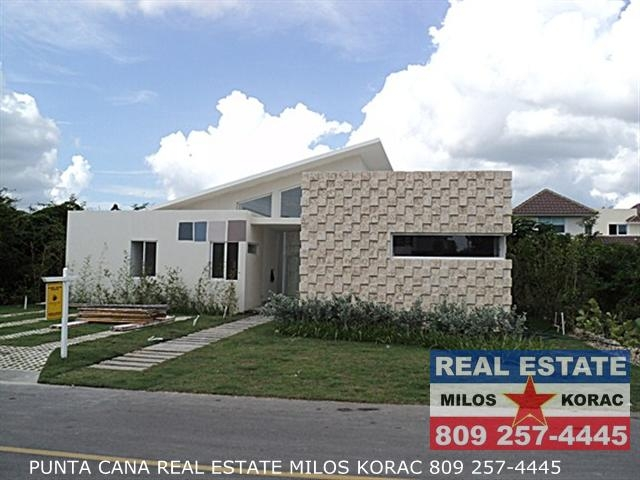 Punta Cana Village single home for sale