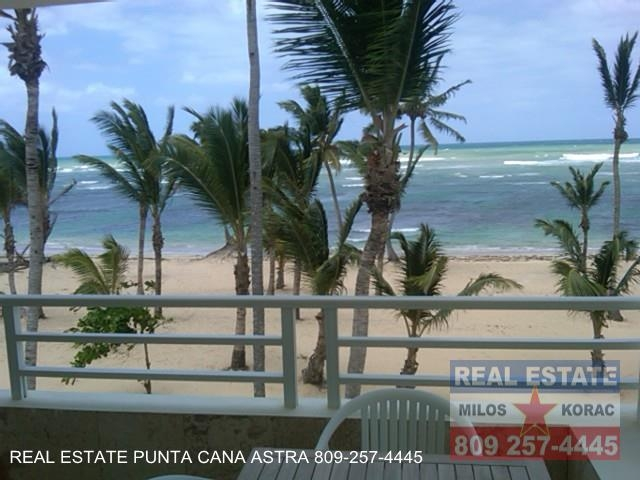 Las Dunas Uvero Alto beachfront Penthouse condo for sale