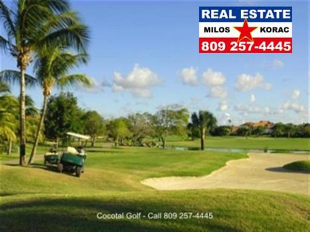 Cocotal Golf land lot - paseo orquidea