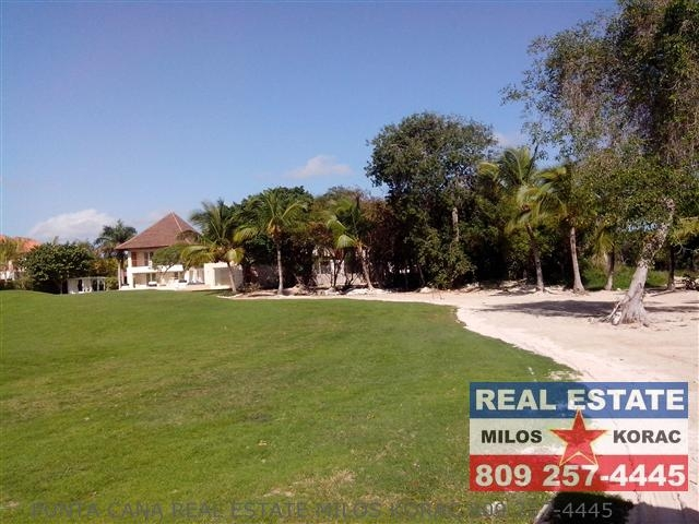 Arrecife Puntacana Resort land lot for sale