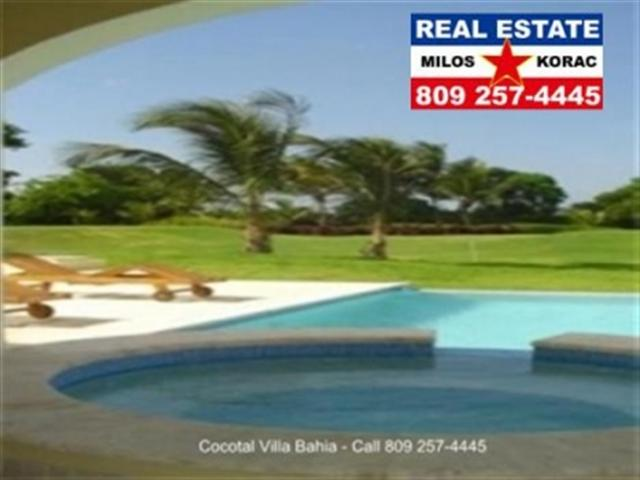 Villa Bahia Cocotal Golf Rent