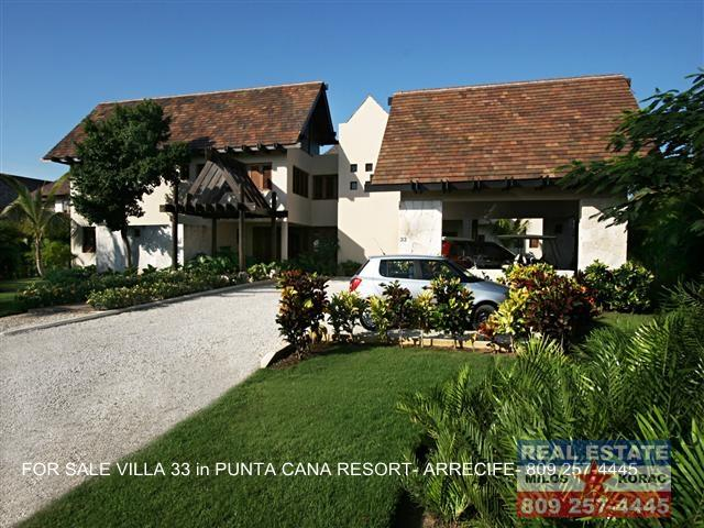 Puntacana resort Villa for sale - Arrecife 33