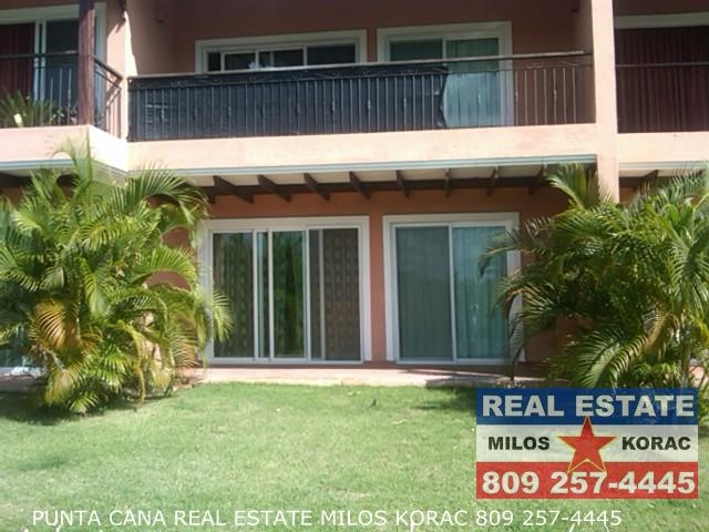 One bedroom apartment for rent in Cocotal Golf course