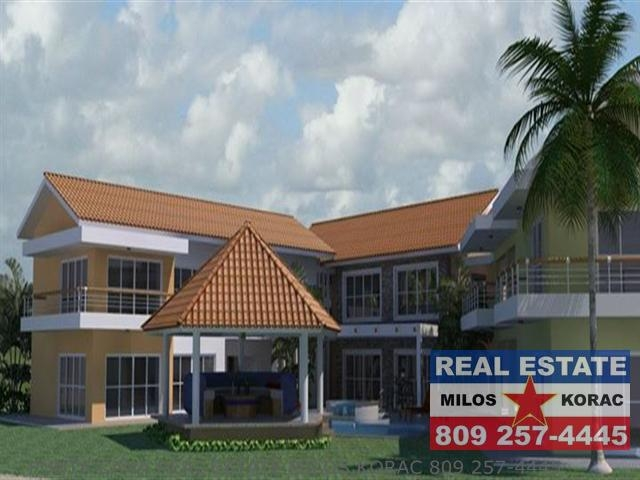 Villa Cocotal Quietud Punta Cana home for sale 5 bedrooms