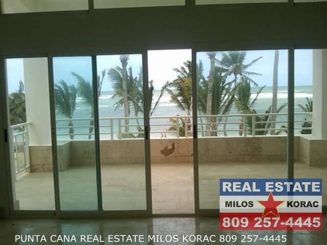 Three bedrooms Penthouse for sale in Uvero Alto Beach