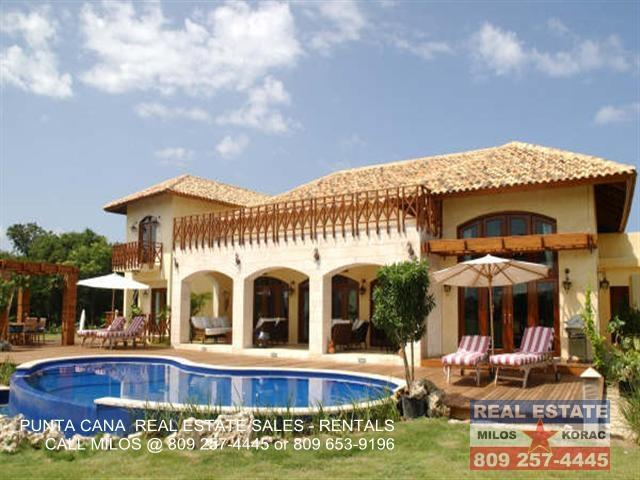 Puntacana Resort Arrecife Villa for sale