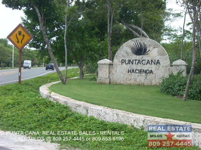 Hacienda Golf course Land Lot C-10 Puntacana Resort and Club