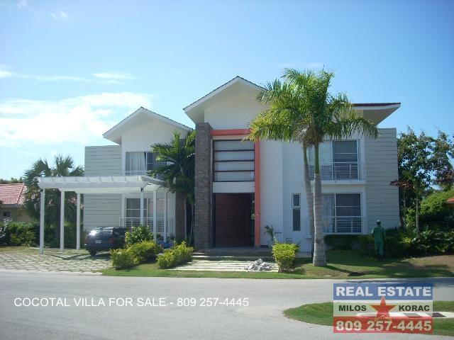 Punta Cana golf villa for sale