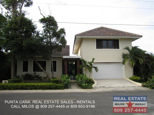 Punta Cana Village three bedrooms Villa for sale