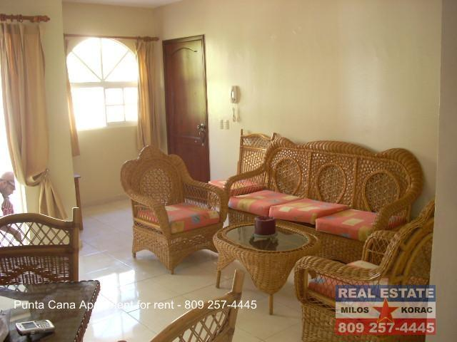 Bavaro apartment for rent