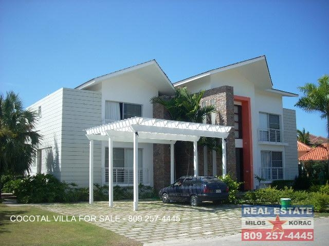 Punta Cana golf villa for Rent