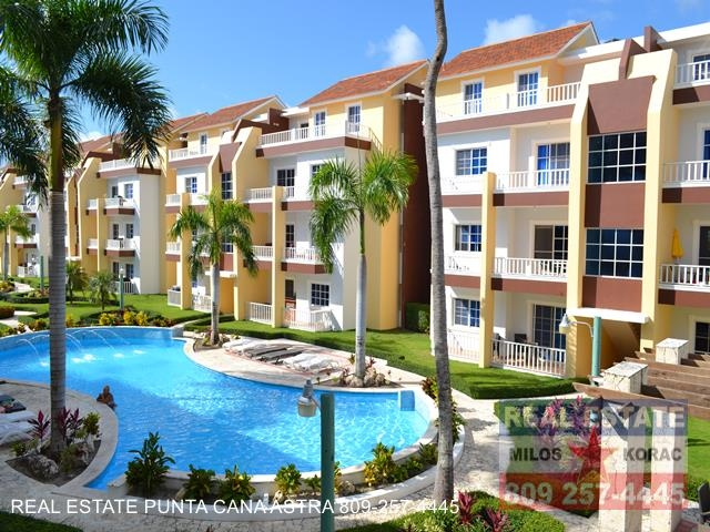 Estrella del Mar two bedrooms condo Punta Cana for sale
