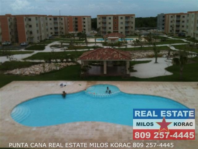 Punta Cana Paradise Serena Village apartments for sale