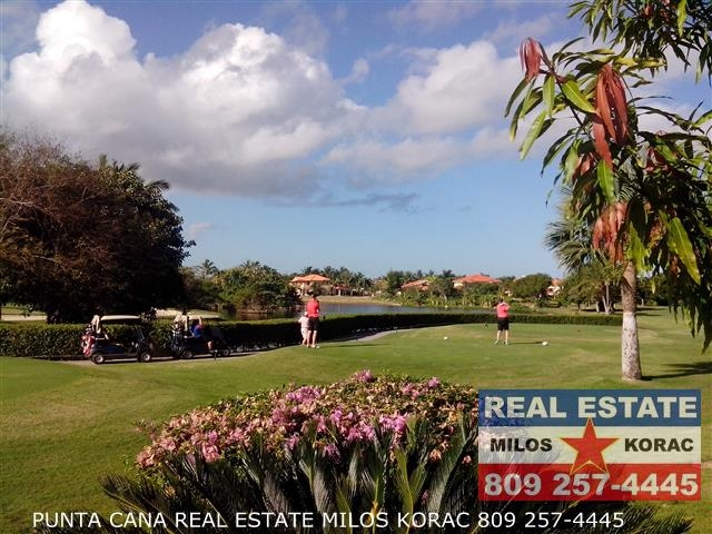 Cocotal Golf course land lot for sale