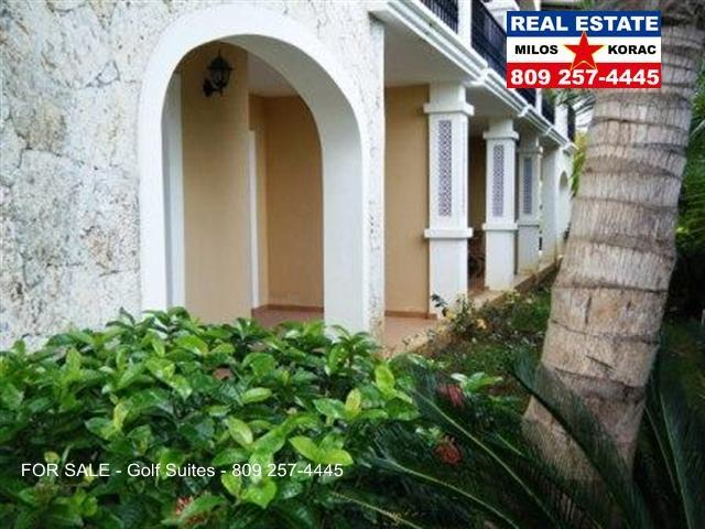 Golf Suites condo for sale in Cocotal Golf course