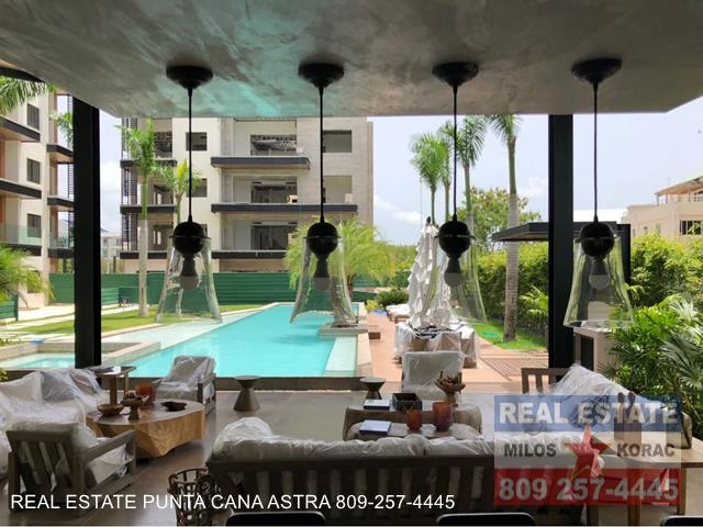 The Lofts Cap Cana condos for immediate sale