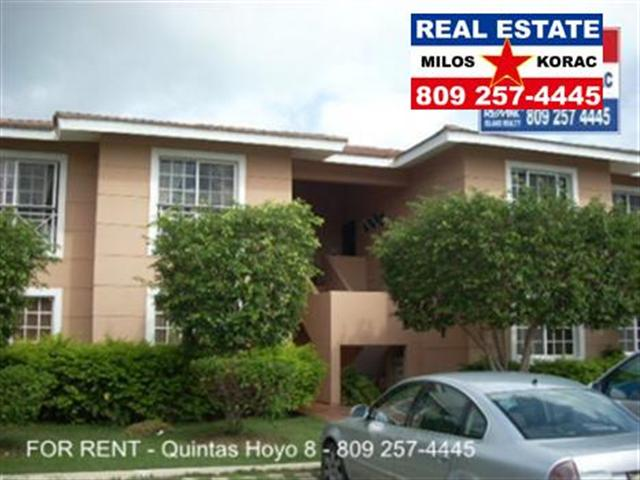 Cocotal golf for rent Quintas de Hoyo 3 Rental