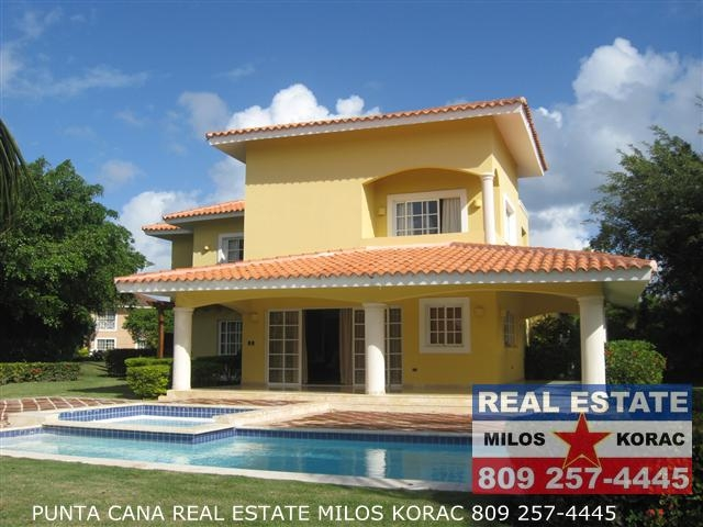 Cocotal Golf Villa Punta Cana Rentals located in Bavaro