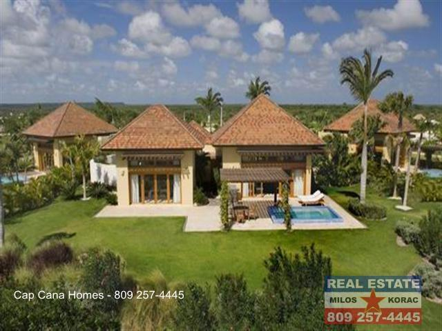 Cap Cana Green Village Villas