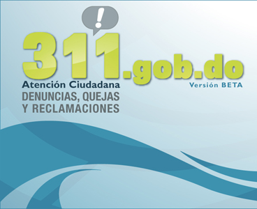 311 Republica Dominicana