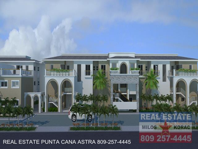Cocotal Golf Lake Village Punta Cana condos