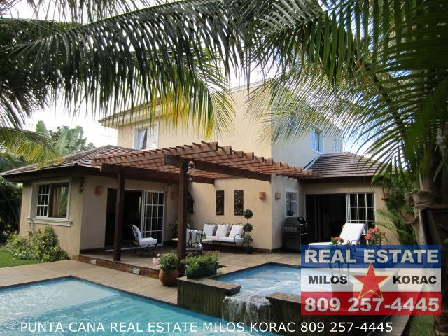 Puntacana Village Villa for sale
