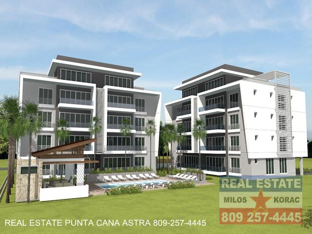 Palms Puntacana Apartments for sale