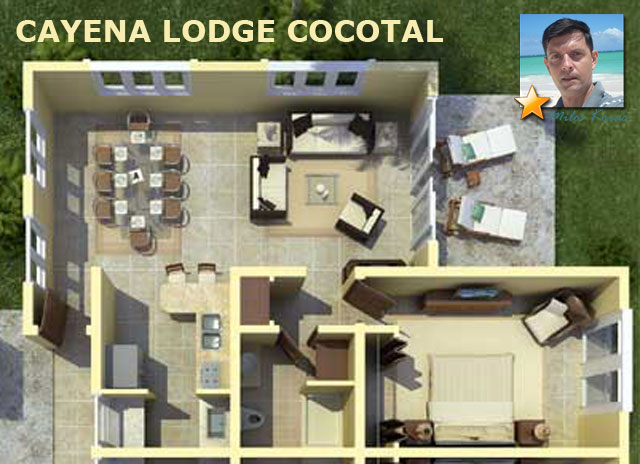 Cayena Lodge Cocotal