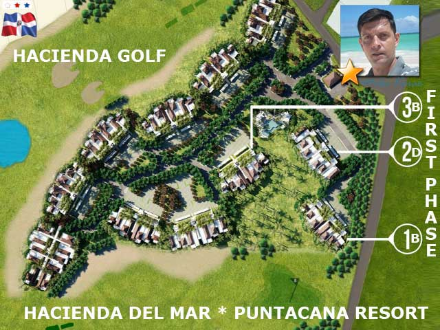 Hacienda del Mar master plan