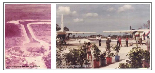 History of Punta Cana Airport