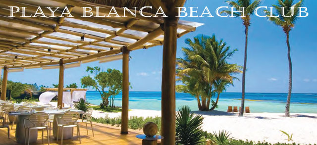 Playa Blanca Beach Club