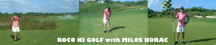 Roco Ki Golf with Milos Korac