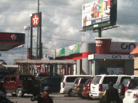 Texaco Mini Market